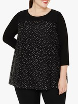 Studio 8 Portia Textured Top, Black