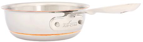 All-Clad Copper-Core 1 Qt. Saucier