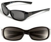 Nike Women's 'Siren' 58Mm Sunglasses - Black