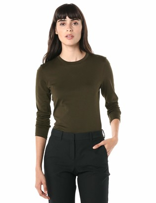 Theory Women's Tiny Tee Longsleeve 3