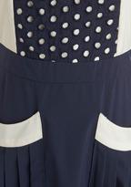 Detail Ornamented Dress