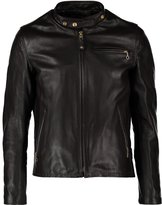 Schott Made In Usa 141 Leather Jacket Brown