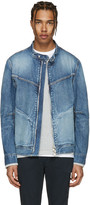 Nonnative Indigo Denim Rider Jacket