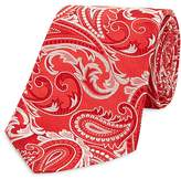 Turnbull & Asser Oversize Paisley Classic Tie