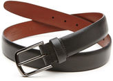 Perry Ellis Park Ave Leather Belt