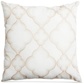 "CLOSEOUT! Softline Yvette 20"" Square Decorative Pillow"