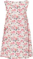 Emilia Wickstead Lucia Floral Printed Mini Dress