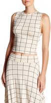 Rachel Pally Sleeveless Crisscross Shirt