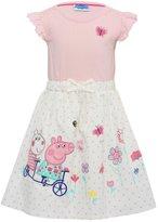M&Co Peppa Pig applique dress