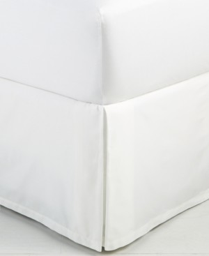 Hotel Collection Closeout! Trousseau Cotton King Bedskirt, Created for Macy's Bedding
