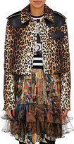Givenchy WOMEN'S LEOPARD-PRINT CROP JACKET