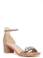 Badgley Mischka Clove Evening Sandal