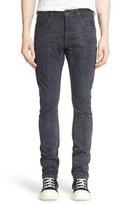 Rick Owens Men's Detroit Fit Jeans