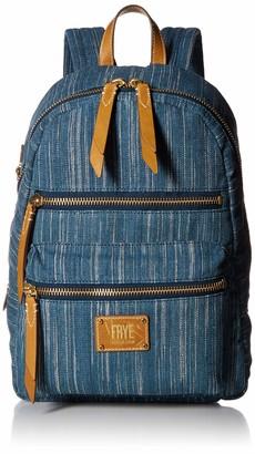 Frye Women's Ivy Denim Backpack One Size