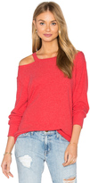 LnA Bolero Cut Out Sweater