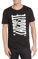 Lacoste Men's Vertical Graphic T-Shirt