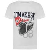 Converse ConverseWhite Trainers Print Top
