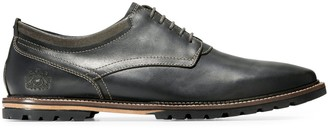 Cole Haan Ripley Grand Point-Toe Leather Oxfords