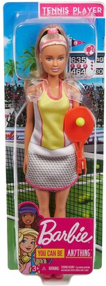 Barbie Tennis Player Doll