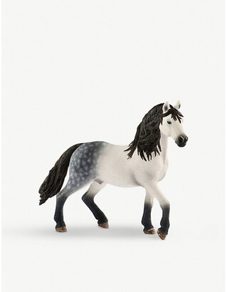 Selfridges Andalusian stallion toy figure 14.2cm