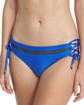 Ella Moss Juliet Strappy Swim Bottom, Blue