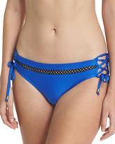 Ella Moss Juliet Strappy Swim Bottom, Blue