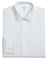 Brooks Brothers Regent Regular Fit Check Dress Shirt
