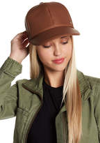 Helen Kaminski Quena Leather Baseball Cap