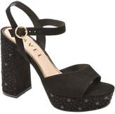 Ravel Delray Platform Heel Sandals
