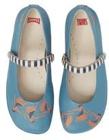 Camper Twins Mary Jane Flat