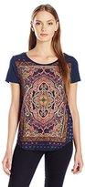 Lucky Brand Women's Persian Carpet Tee