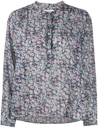Etoile Isabel Marant Maria floral blouse