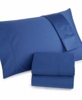 Charter Club CLOSEOUT! Damask Standard Pillowcase Pair, 500 Thread Count 100% Pima Cotton