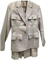 Celine Grey Cotton Jackets