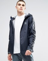 adidas Adicolor Deluxe Windbreaker Jacket AZ1449
