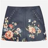 Mayoral Leatherette Short Skirt