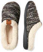 Dearfoams Bouclé Clog Slippers