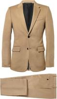 Balenciaga - Slim-fit Camel Suit