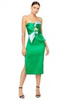 Milly Doubleface Satin Mackenzie Dress