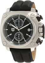 Andrew Marc Men's A10102TP Heritage Cargo 3 Hand Chronograph Watch