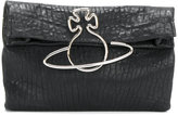 Vivienne Westwood Oxford clutch bag
