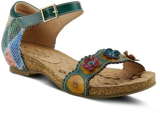 Spring Step L'Artiste By Leather Sandals - Meliza