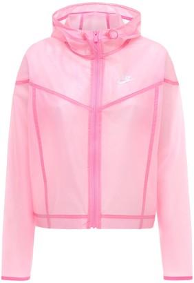 Nike W Nsw Wr Jkt Transparent Jacket