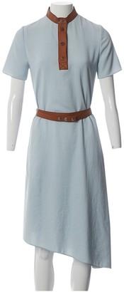 Loewe Blue Dress for Women