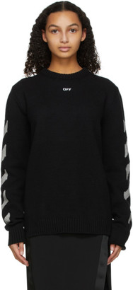 Off-White Black Arrows Sweater