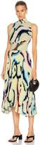 A.L.C. Renzo Dress in Yellow Multi | FWRD