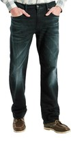 Levi's 569 Loose Straight Stretch Jeans - Straight Leg (For Men)