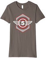 Men's 5 Years Old Super Boys And Girls Birthday Kids T-Shirt 2XL