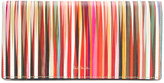 Paul Smith striped tri-Fold Purse