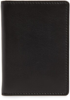 Nordstrom Men's Shop Liam Leather Folding Card Case